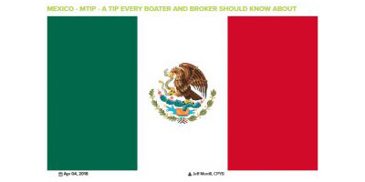 Mexico - MTIP flag