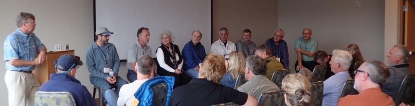 TrawlerFest Roundtable discussion
