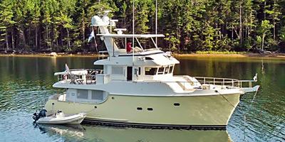 Nordhavn 55 - Vamos Trawler Adventure