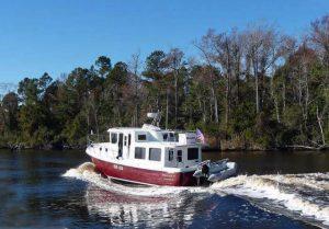 Bluewater Yacht