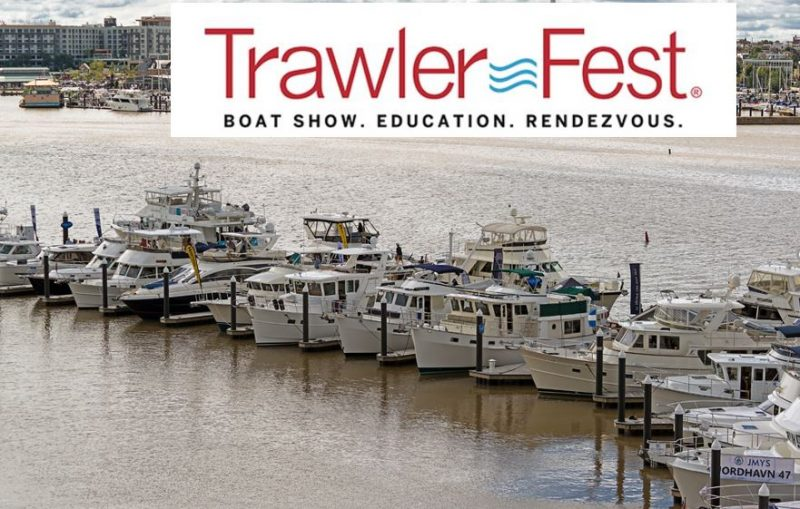 Picture of Baltimore Marina for Trawlerfest