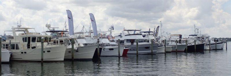 TrawlerFest Stuart Marina
