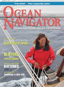 Ocean Navigator Mar April Cover 2018