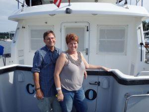 Scott and Glenda O'Connor