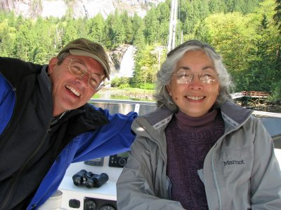 Gary and Sharon Robinson - Nordhavn 35
