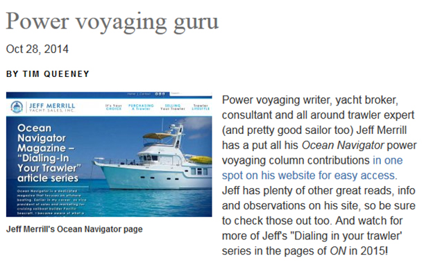Power Voyaging Traweler Guru