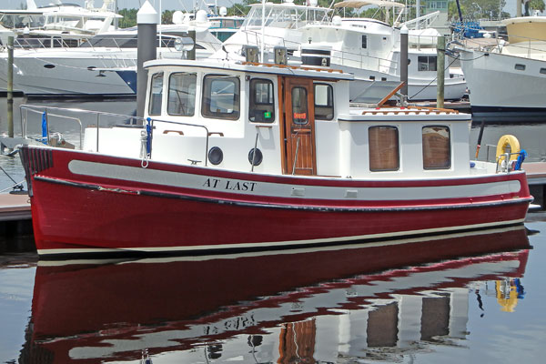 10 Things to Think About - Tug At Last Trawler