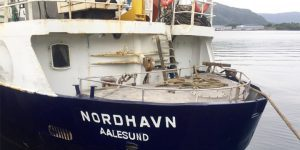 Nordhavn yacht