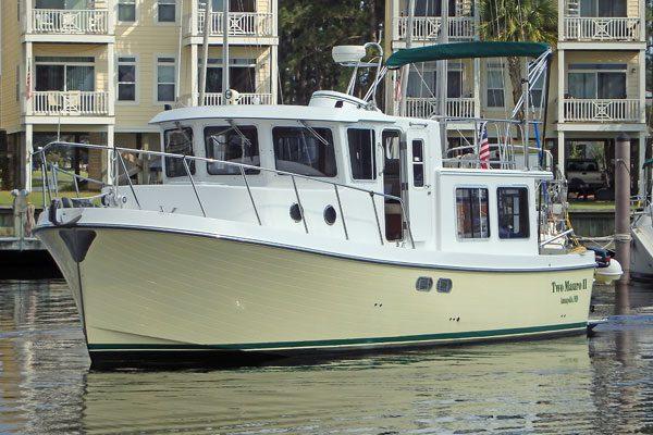 American Tug 34 Two Mauro II