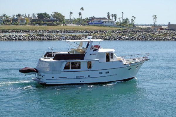 Bandwagon Trawler Long Beach California