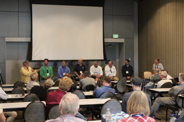 TrawlerFest Round table discussion