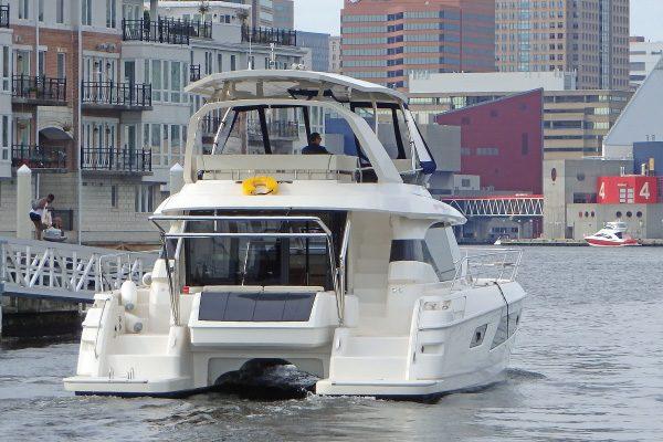 Catamaran Trawler 2016