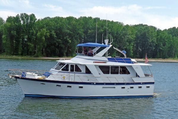 Defever 53 Trawler