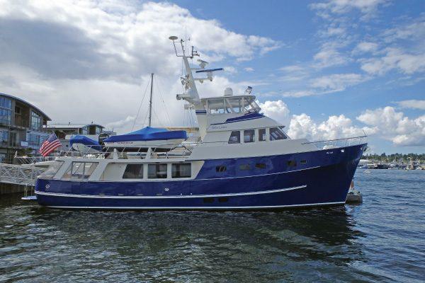 Delta Marine Sea Lion 2014