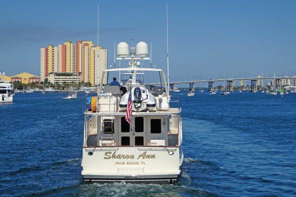 Fleming 58 Florida 2015