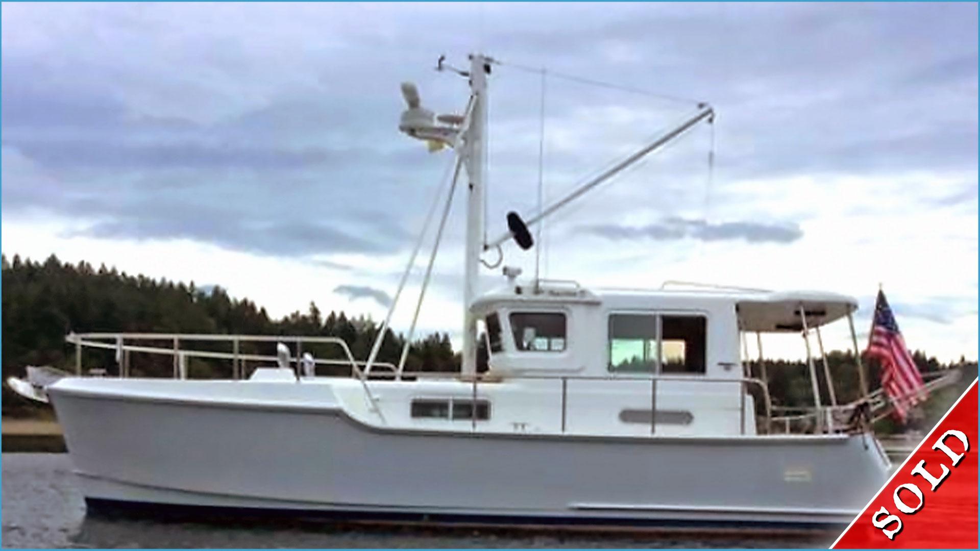 Nordhavn 35 Maxine D 33