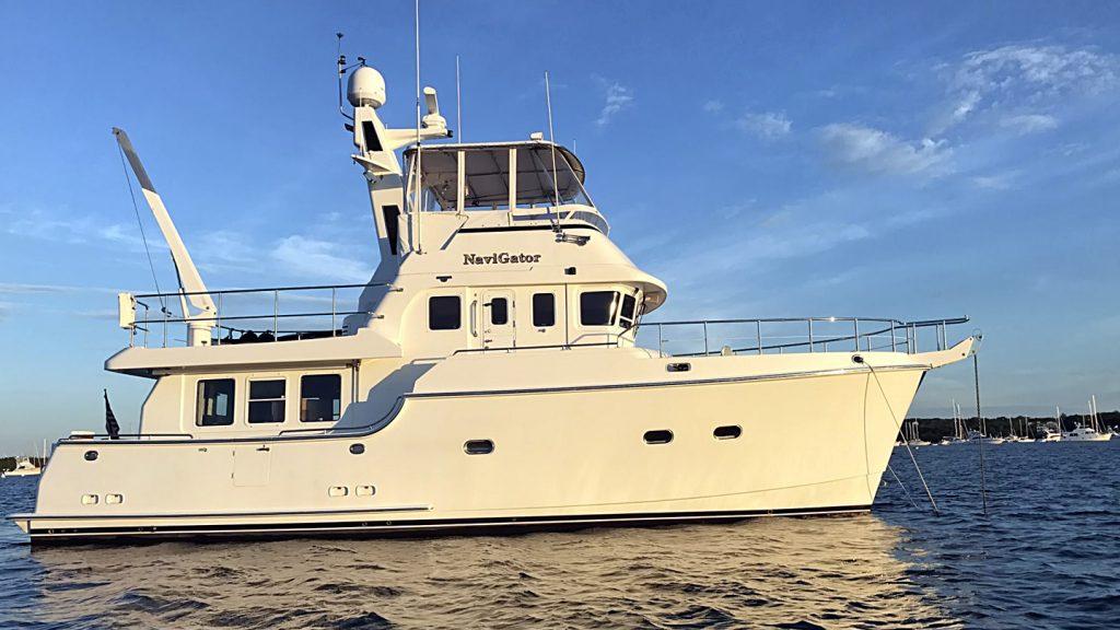 Nordhavn 47 – NaviGator ($799,000 00)   JMYS