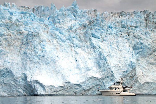 Nordhavn 52 Dirona New Zealand Glacier Cruising Trawler - Purchasing a New Trawler