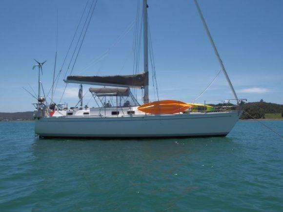 Offshore 40 – Defiant
