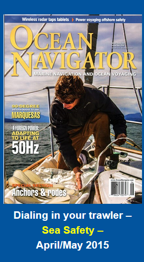 ocean navigator article - sea safety