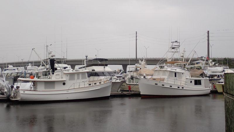 Kadey-Krogen Trawlers