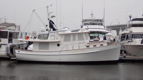 Kadey-Krogen Trawler