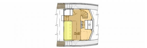 Kadey-Krogen 39 Pilothouse