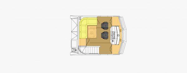 Kadey-Krogen 55 Pilot House