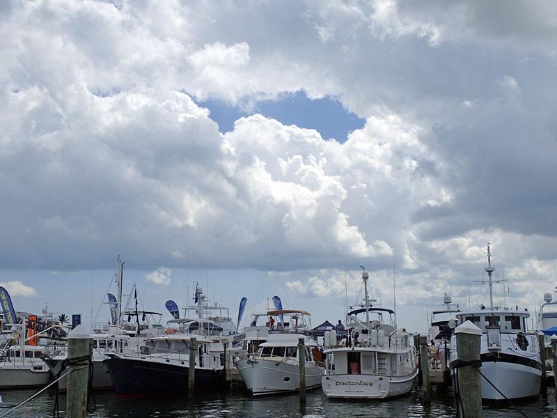 Stuart Florida TrawlerFest 2019