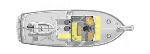 Kadey-Krogen 48 North Sea Klassy Kady JMYS KK 48 Boat