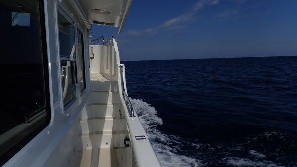 Nordhavn 47 - Navigator - Starboard