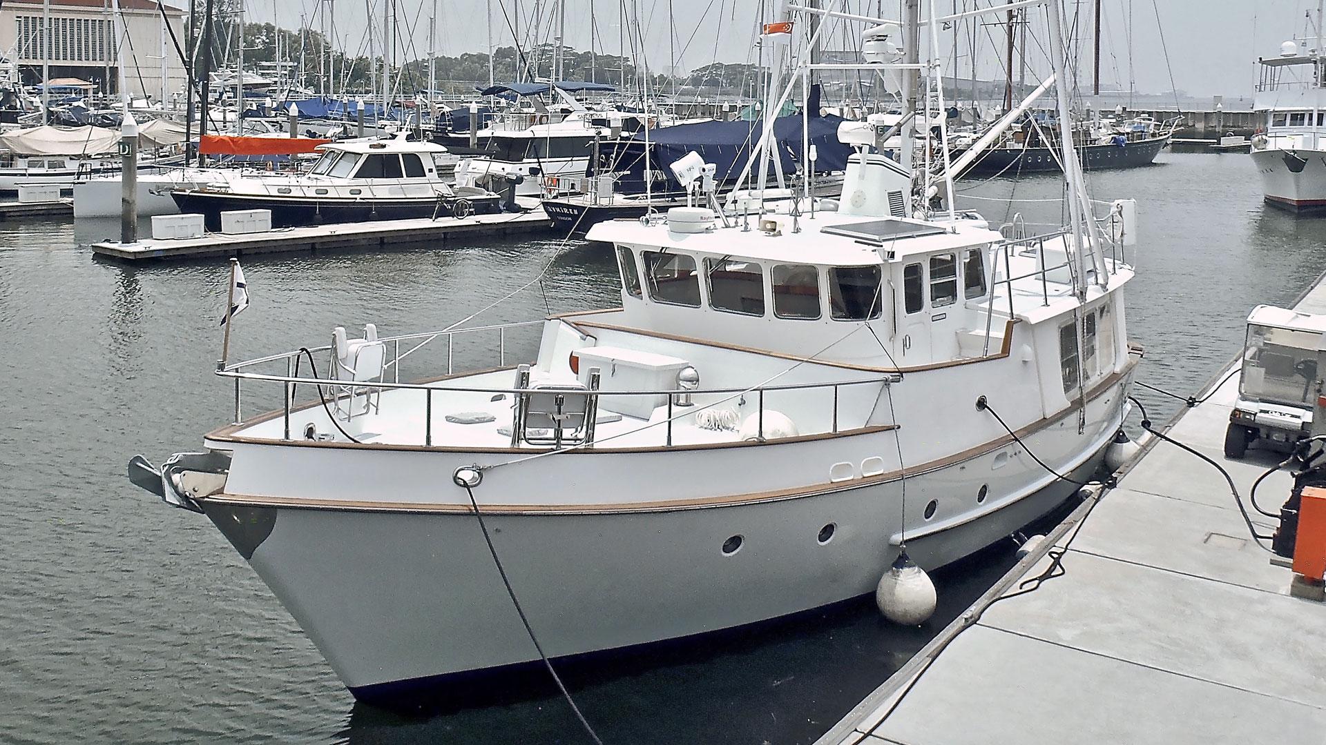 Nordhavn 46 Parasang JMYS -2