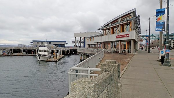 Seattle Marina dock