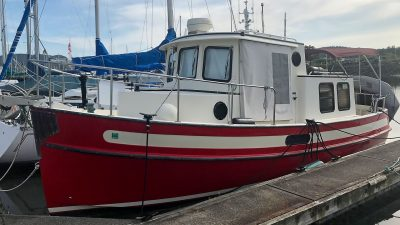 Nordic Tug 26 Marissa Mae JMYS Listing