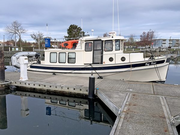 Nordic Tug 32 -Tug Time - Youngstrom