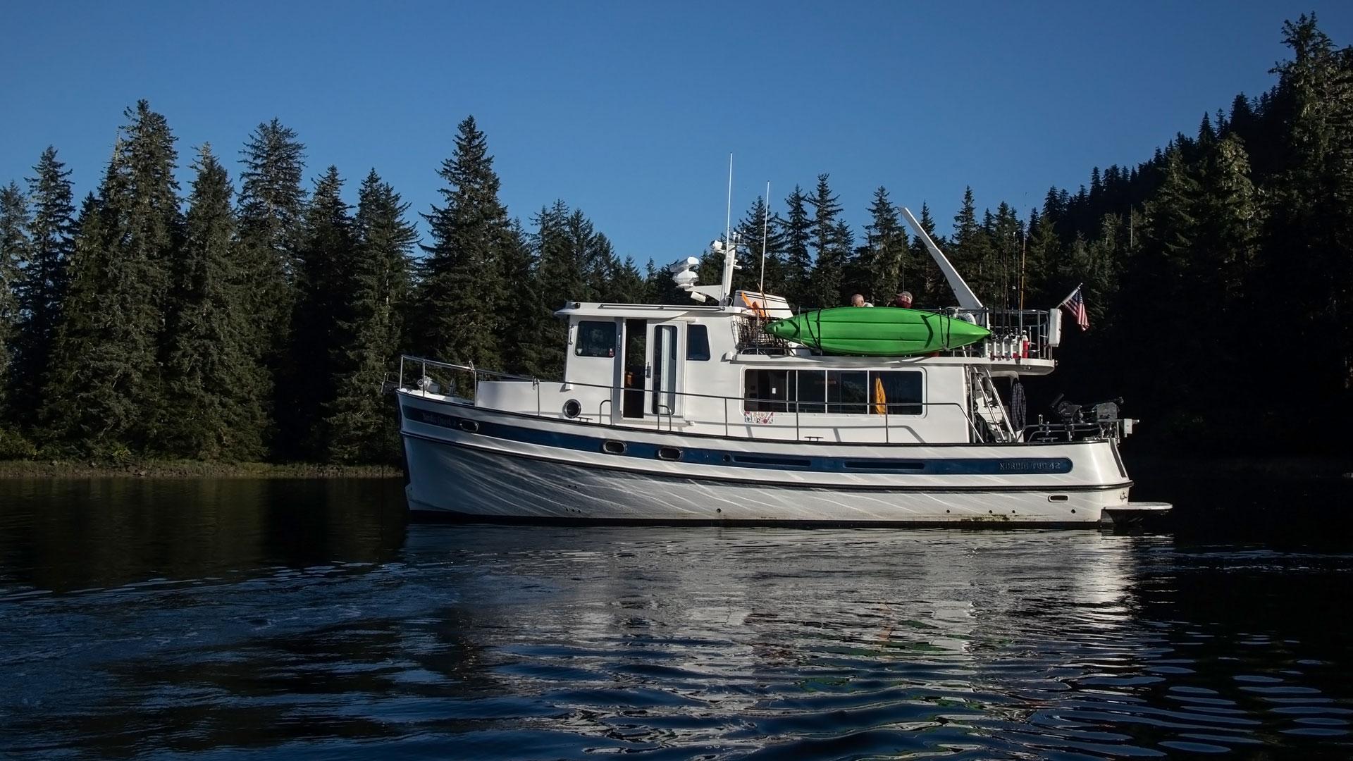 Nordic Tug 42 Nordic Quest JMYS Listing
