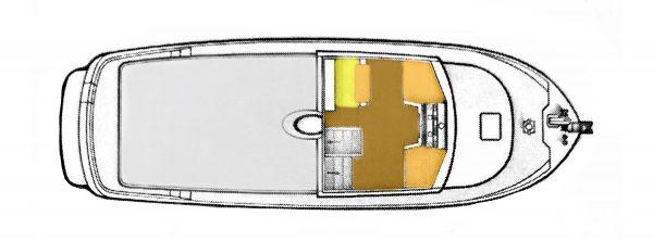 Nordic Tug 42 - Pilothouse