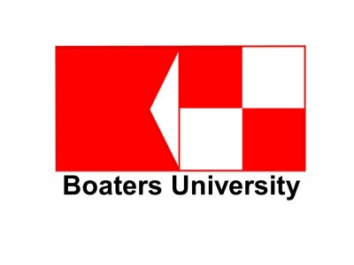 boaters university logo