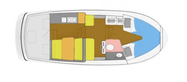 Harpoon Deck Layout