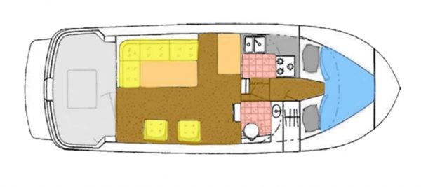 camano troll 31-sasta deck layout