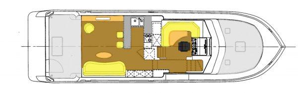 Navigator 5100 Serenade Main Deck