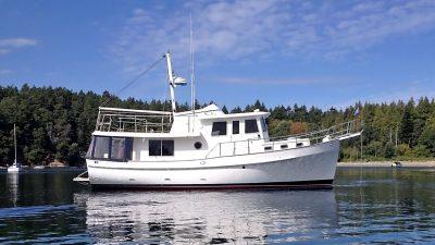 Kadey Krogen 39 Patience JMYS Listing Trawler Yachts