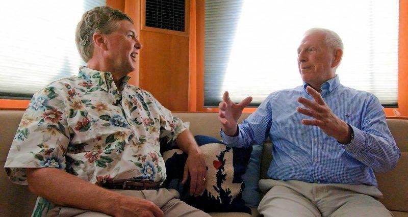 Jeff and Bill Talking