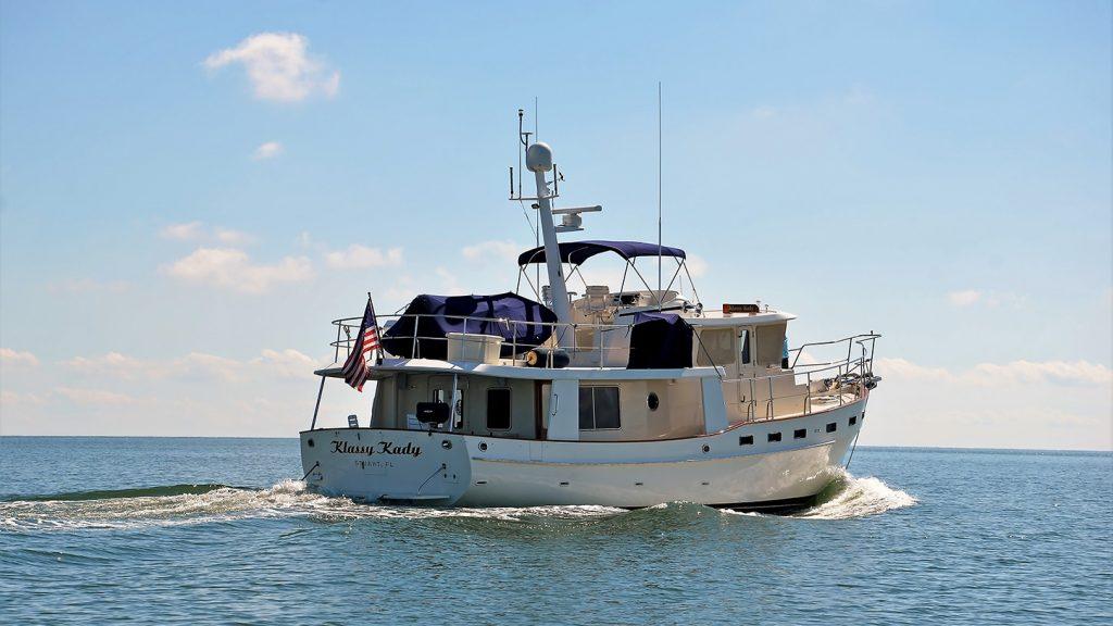 Kadey-Krogen 48 North Sea Klassy Kady JMYS