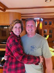 Ernie and Teresa Pearn – Selene 43