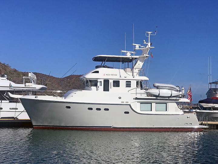 Nordhavn 55 Red Rover