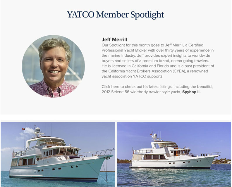 Yatco Member Spotlight