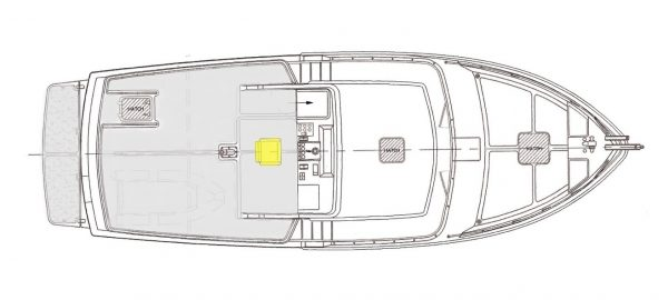 LAYOUT - Upper Deck Flybridge