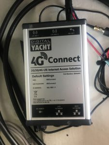 The 4GConnect Pro from Digital Yacht.