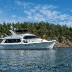 Hampton 490 Pilothouse